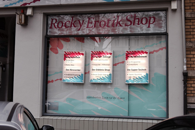 Rocky Erotikshop