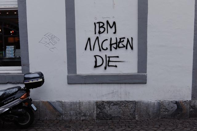 IBM Aachen Die