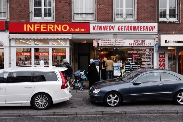 Inferno Aachen Kennedy Getränkemarkt