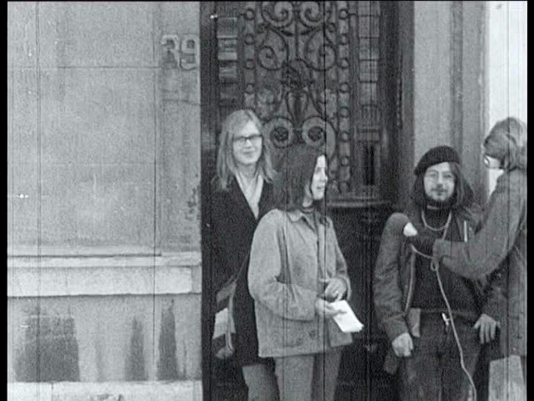 Hausbesetzung Beeckstrasse 1973