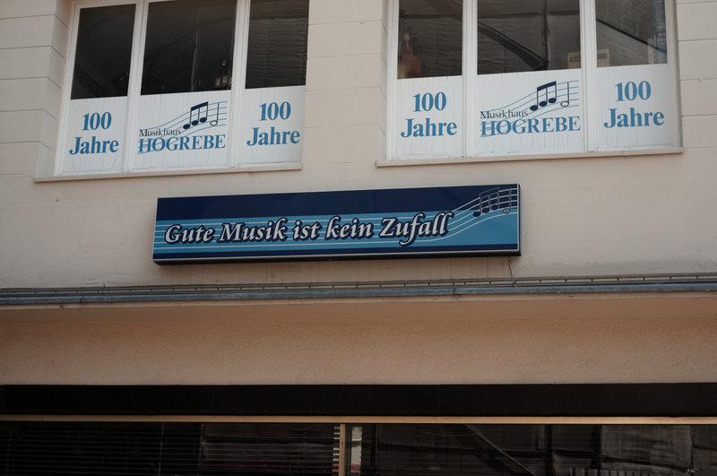 Musikhaus Hogrebe