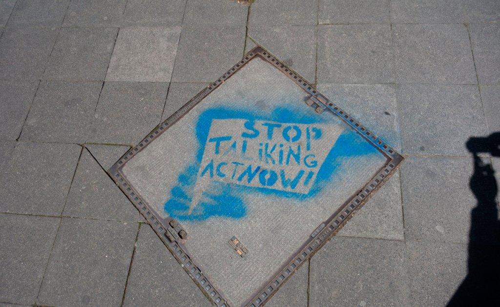 Stop Taliking