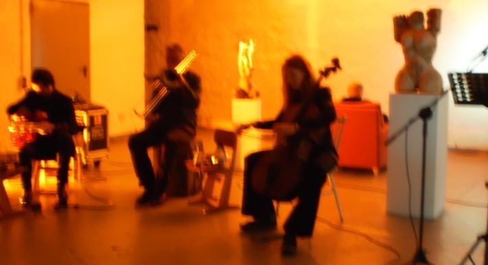 Eleganze & Robert Sukrow @ Halle onrust, 10.05.2014