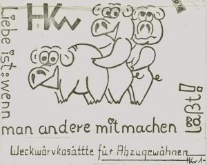 Hervé & KiloWatt, Liebe ist...