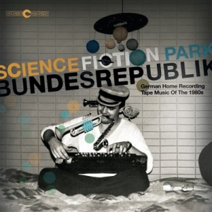 Science Fiction Park Bundesrepublik, Plattencover